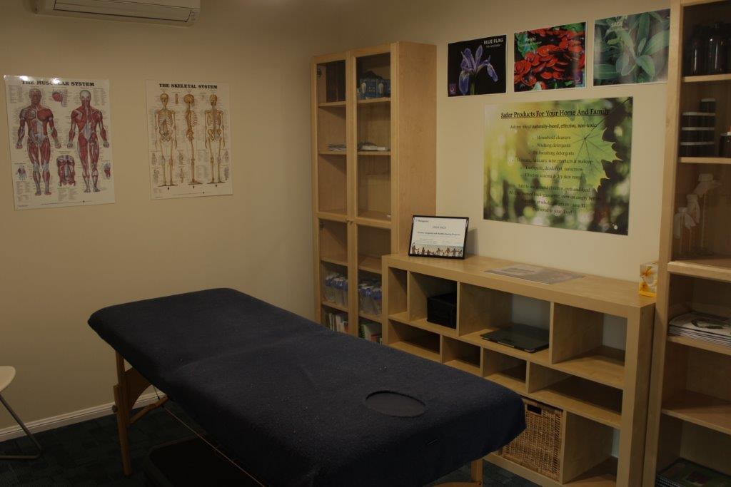 Linda Back Zest Natural Therapies